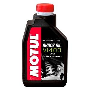 Motul Factory Line Shock Oil VI400 Масло для лаг