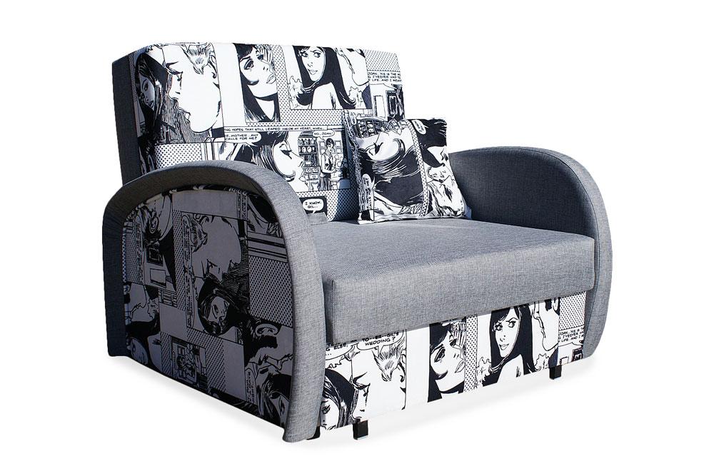 Раскладное кресло, диван-контейнер Zuzia - американский,