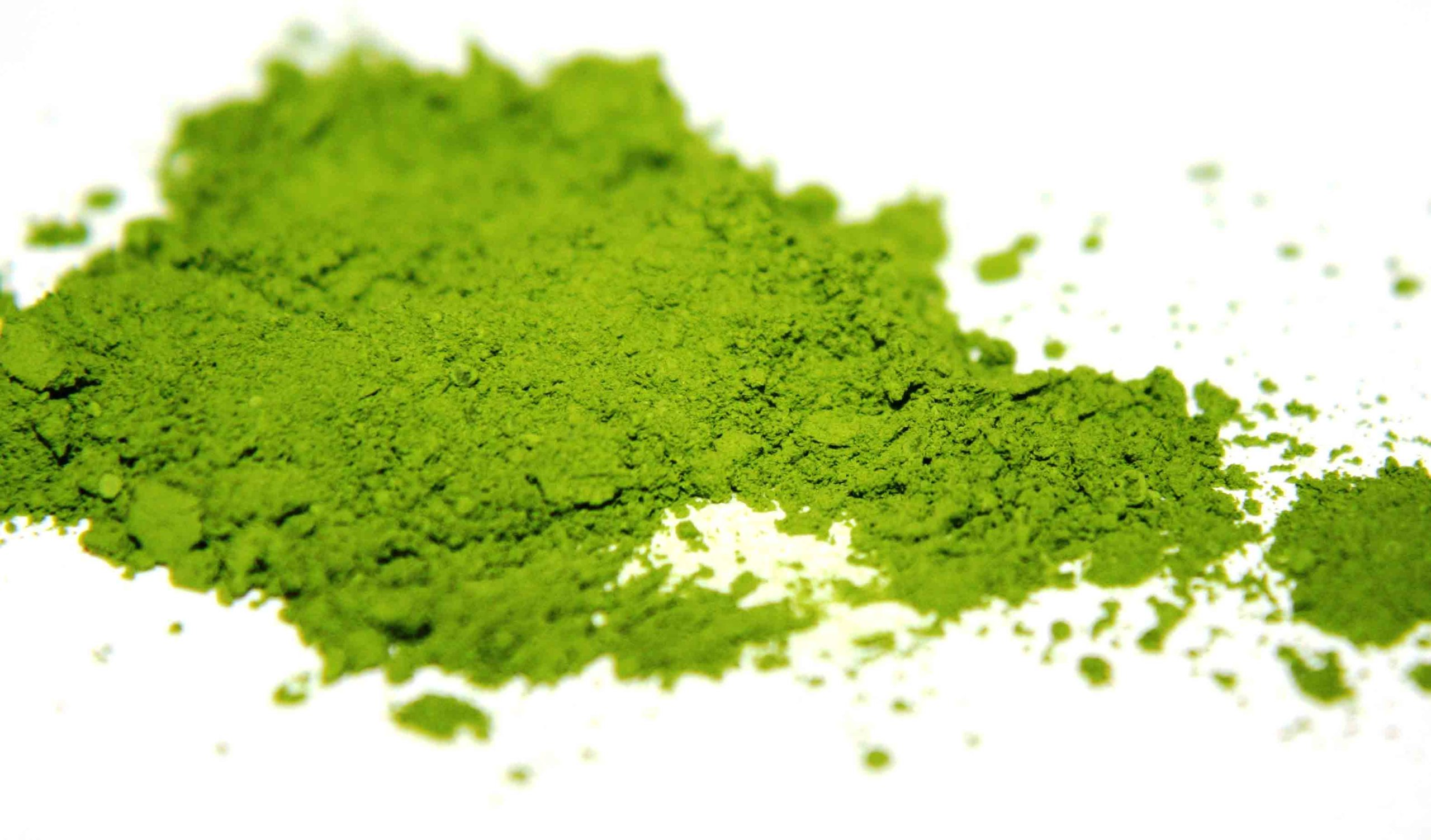 Item MATCH the ORIGINAL GREEN - TEA - POWDER 100g