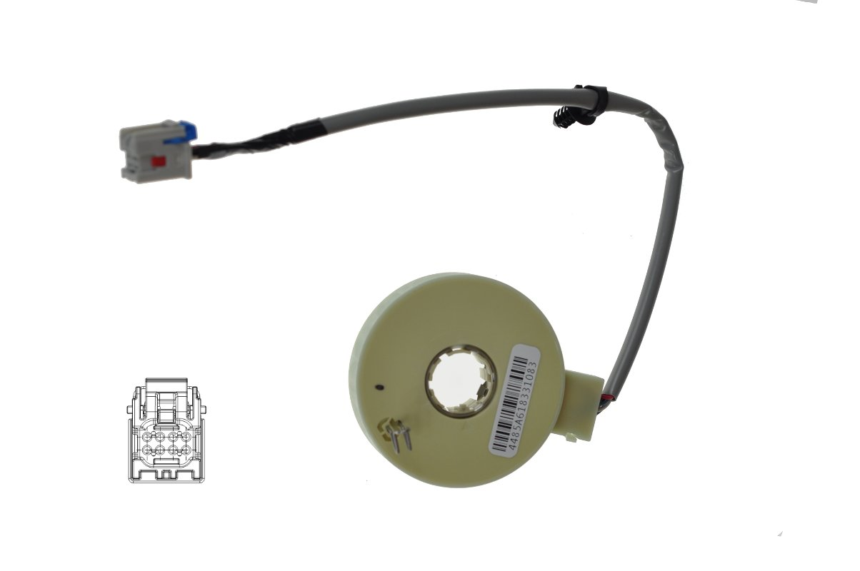 новый датчик поворота opel meriva corsa punto 24m gw