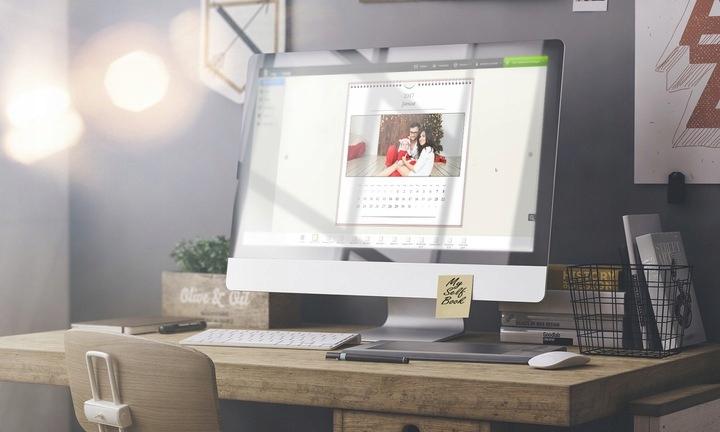 Fotokalendarz настольный 13x18 с Вашей фотографией