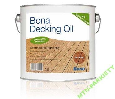 Купить Bona Decking Oil 2,5 Л на открытом воздухе на Otpravka - цены и фото - доставка из Польши и стран Европы в Украину.