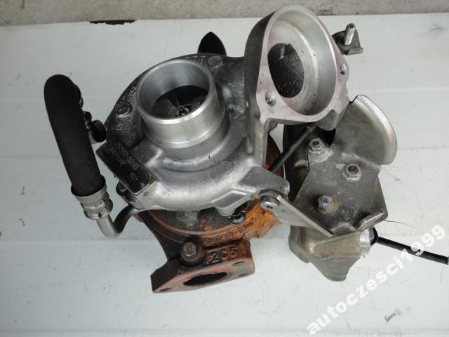 turbo compressor BMW 2.0 D 150PS E46 N47 204D4 M47T
