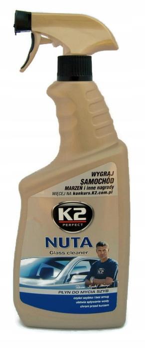K2 Нота 770 мл Жидкость для мытья стекол