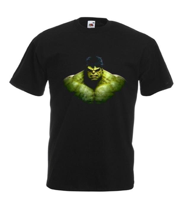 Dámske tričko Neuveriteľné Hulk