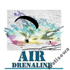 Tričko Motortnia Adrenaline Paragliver