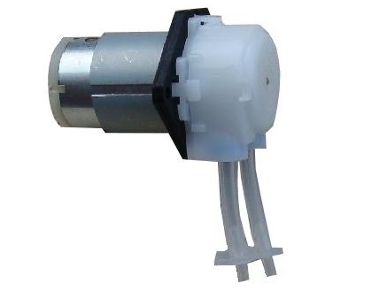 Peristaltické čerpadlo 12V 60ml / min Dávkovacie čerpadlo