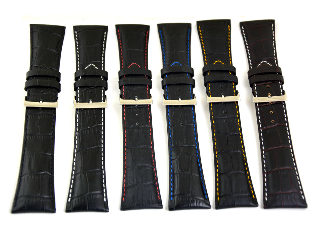 "Item ""FESTINA"" STRAP: 28 mm. GENUINE LEATHER."