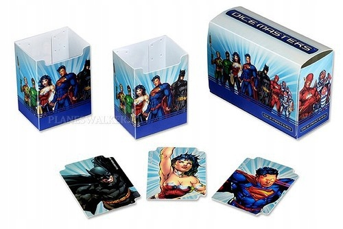 Dice Masters set DC Justice League Team Box