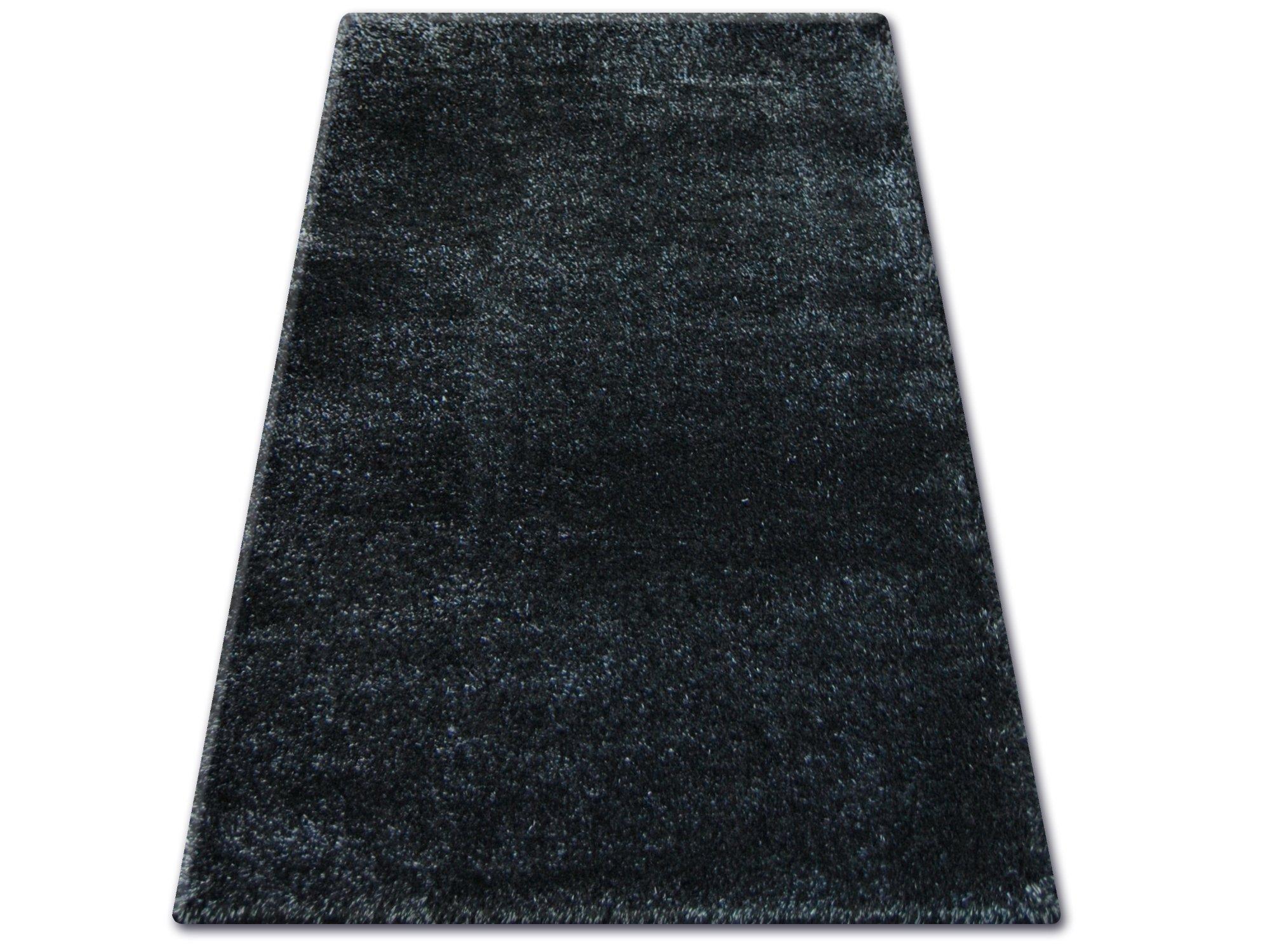KOBERCE ŁUSZCZÓW NARIN 120x170 black soft #GR394