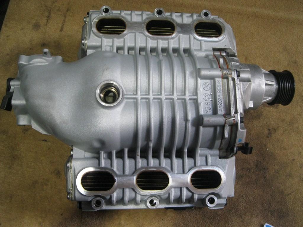 Kompresor doładowania Audi S4 8K0 3.0TFSI CGW