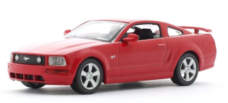 Automatické zbierky Ford Mustang GT SKLA 1:43
