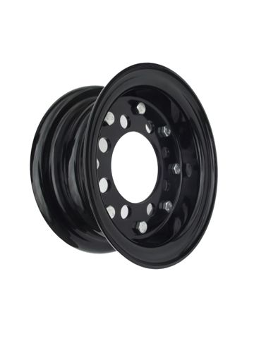 rim traverse forklift on tire 7.00-12 TOYOTA front