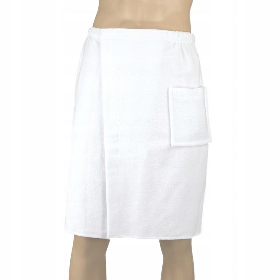 Pánske Terry Kilt, uterák pre saunu s / m
