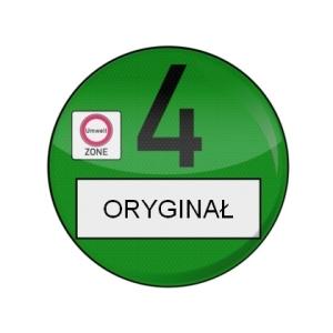 ЕВРО 4, UMWELTZONE, ГЕРМАНИЯ, экологический знак
