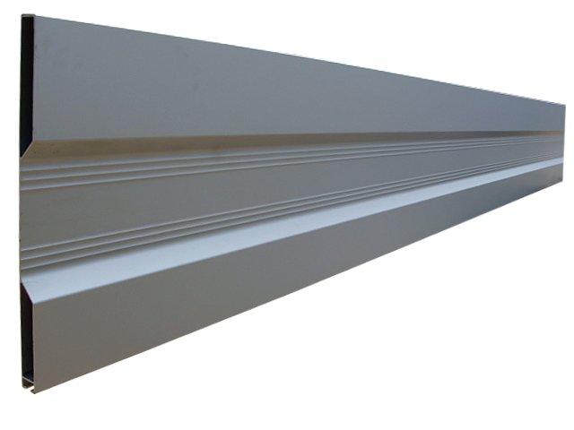 борта алюминиевые h400 профиль планшетный -transport pl