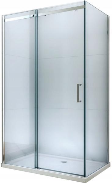 POSUVNÉ sprchové 80x100 PORTO 8mm