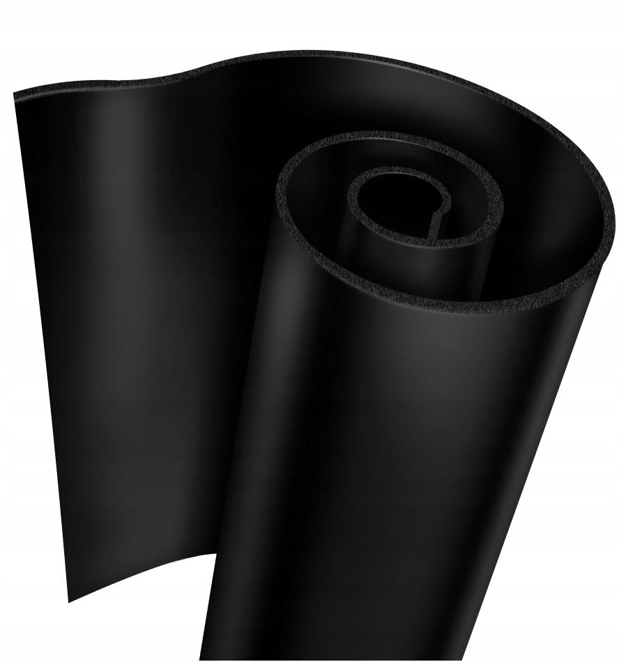 коврик wygłuszająca пена каучуковая без клей 13mm