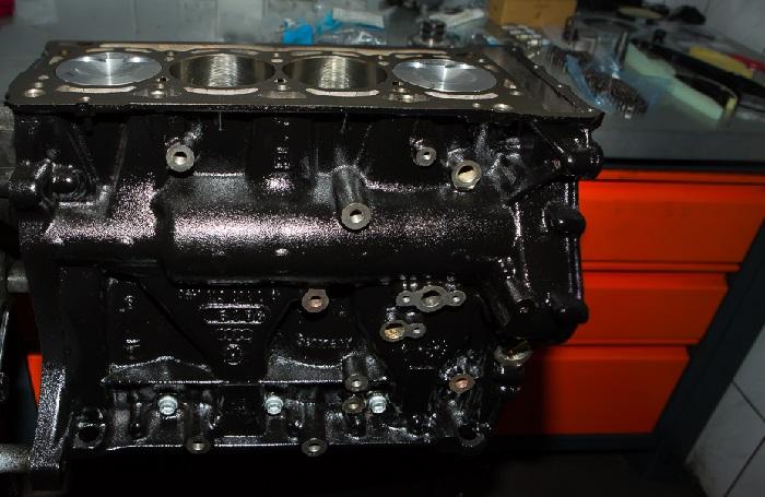 Ремонт двигателя 2, 0 tsi tfsi гарантия 24 mies vat, фото 4
