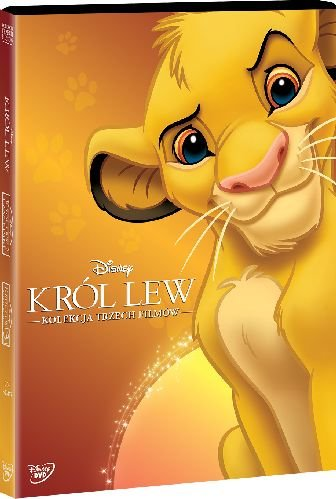 Item The LION KING 1 2 3 TRILOGY 3DVD BOX Disney EN wysy24h