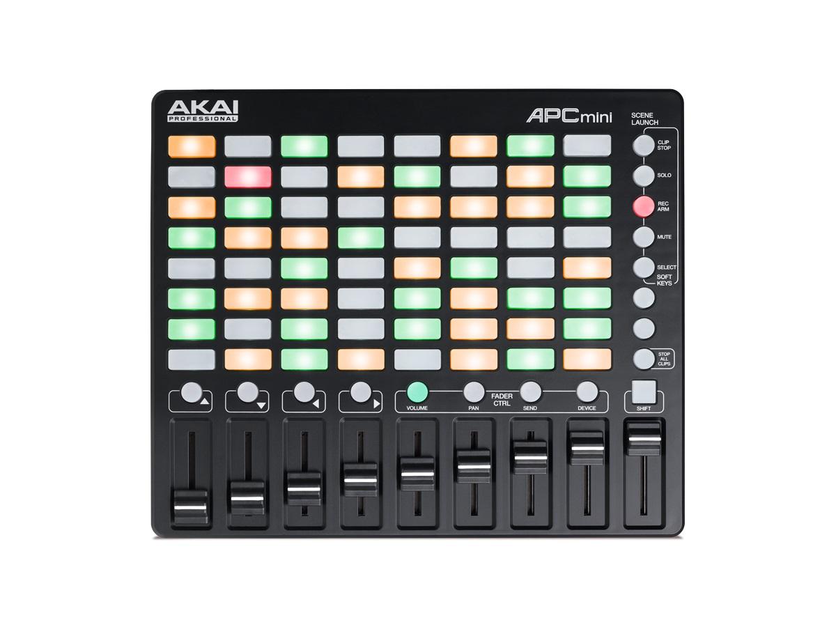 AKAI AKC Mini Controller pre Abelton Live