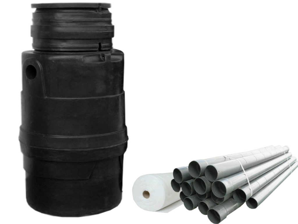 Домашний септик очистные сооружения экологической очистки сточных вод