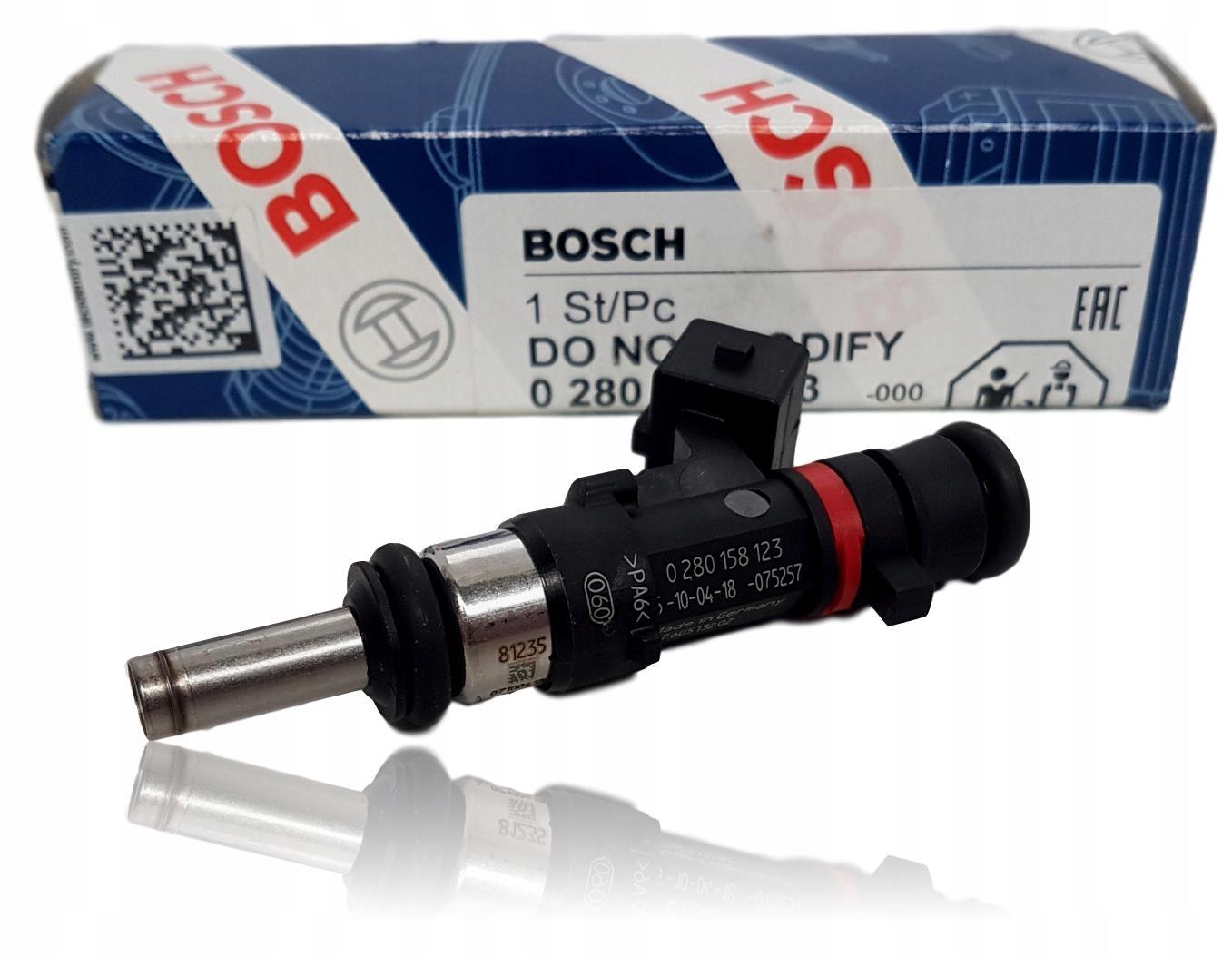 bosch инжектор бензин porsche 911 2006-2012