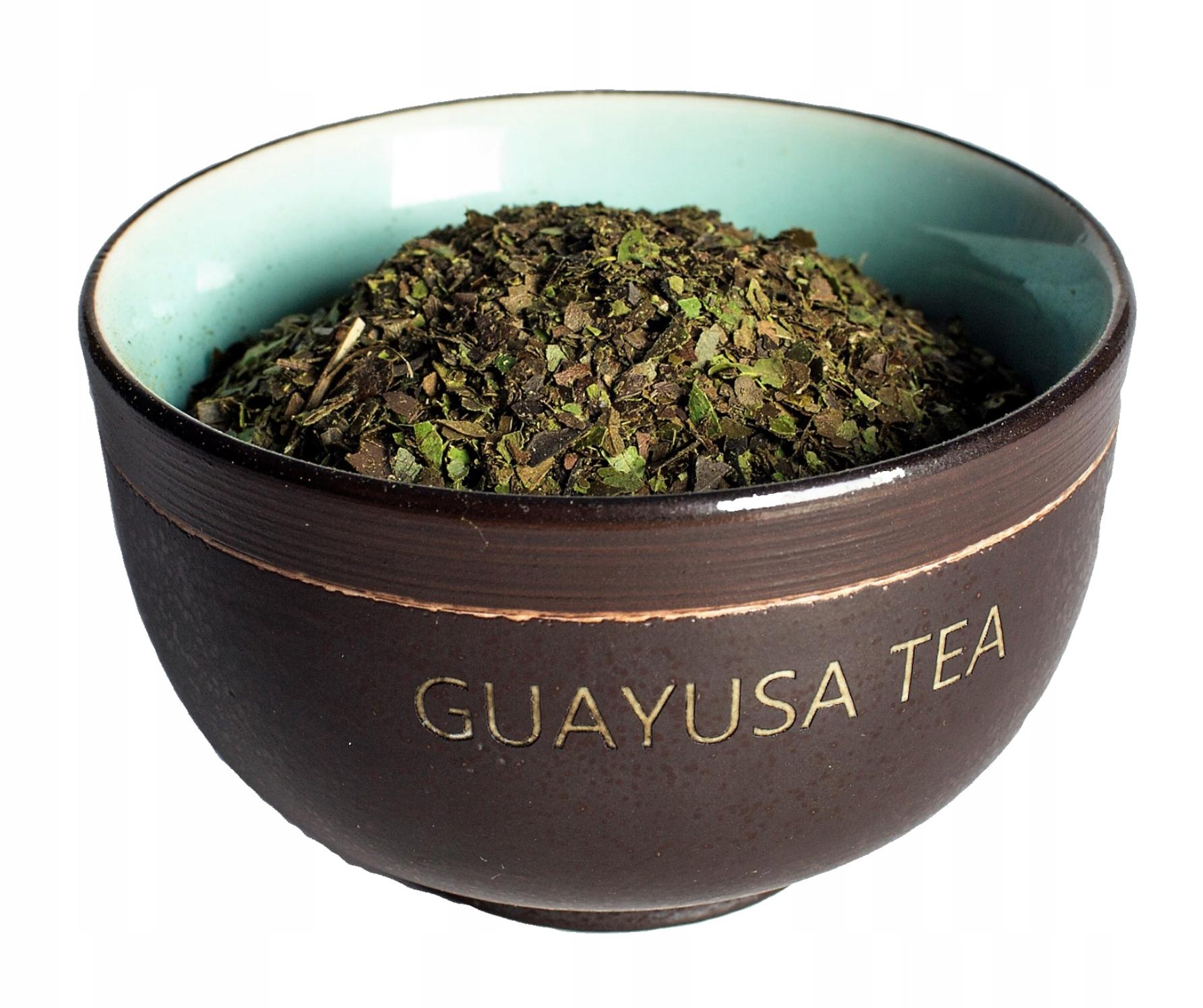 Ilex Guayusa 250g, Energia, Relax, Skupienie, Moc EAN 5903684211050