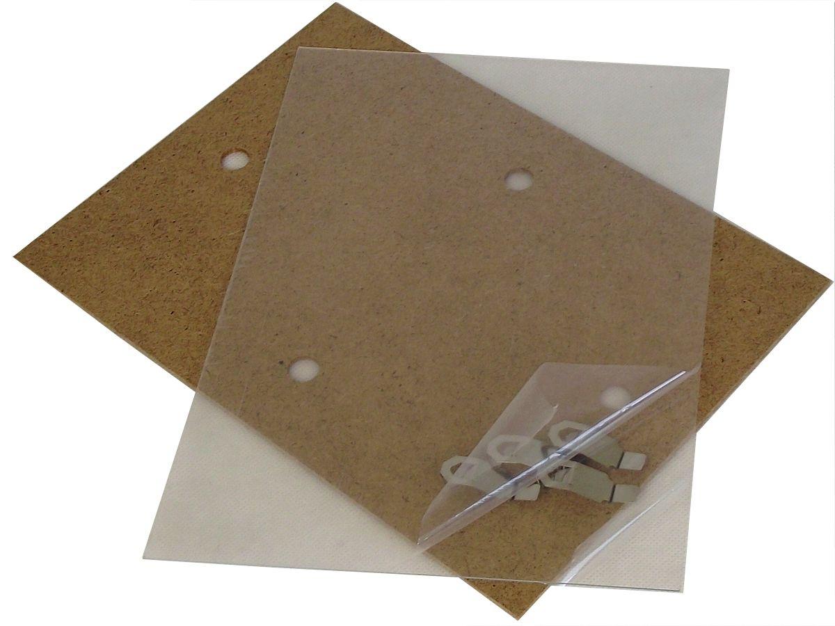 Item Antyramy B2 plexiglass 50x70 cm; 70x50 cm ECO poster