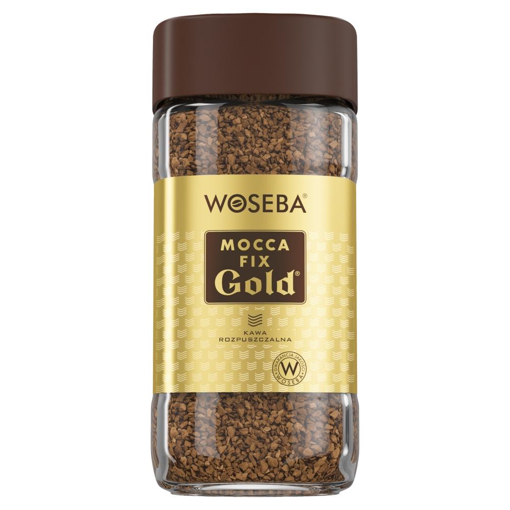Купить Woseba Мокка Фикс Голд растворимый Кофе 100 г на Otpravka - цены и фото - доставка из Польши и стран Европы в Украину.