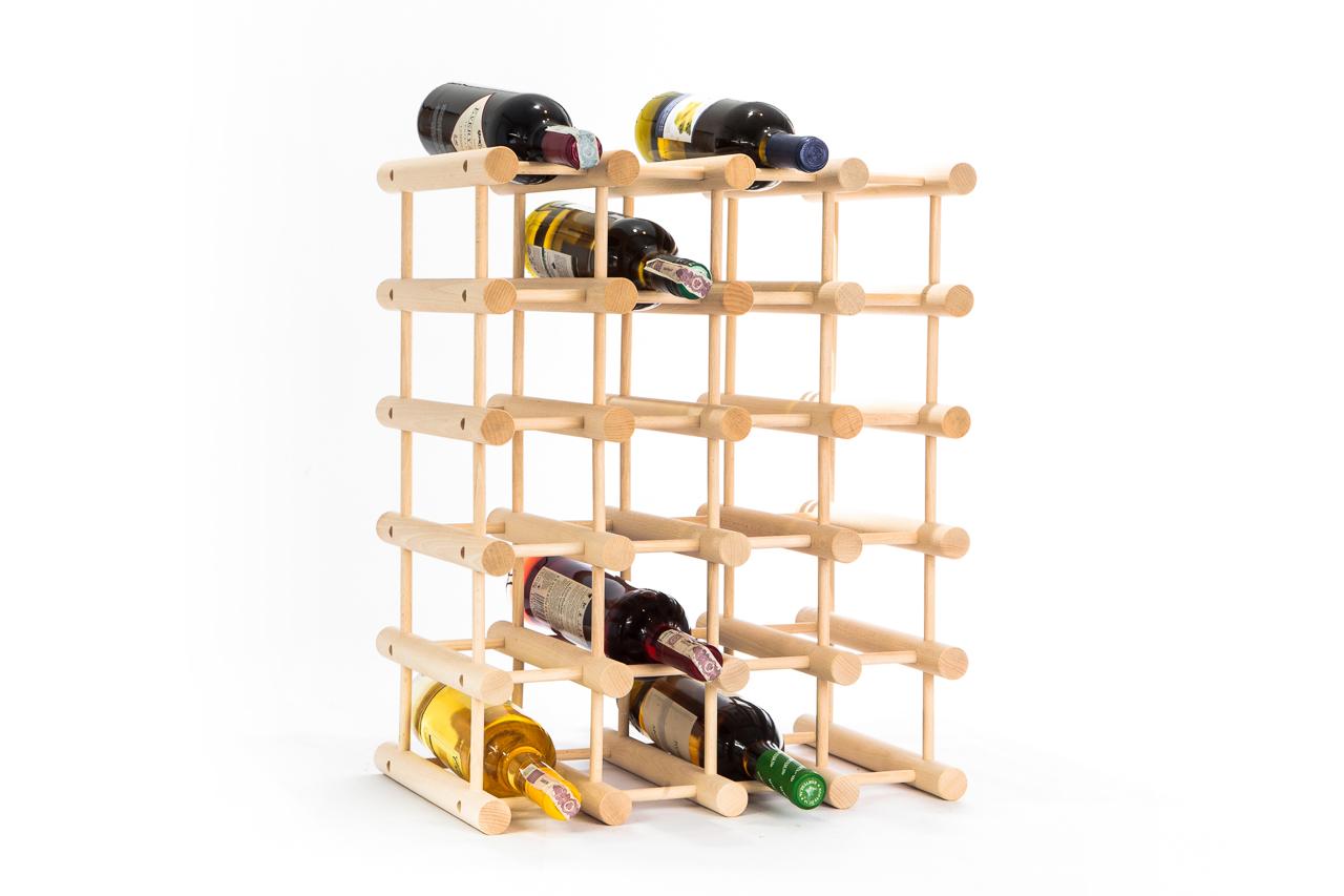 MODUŁOWY Regał,stojak na wino 24 butelki