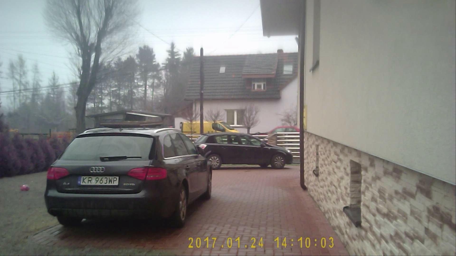 Zegarek szpiegowski kamera FULL HD 32GB DIODY IR ! Informacje dodatkowe złącze mikrofonowe