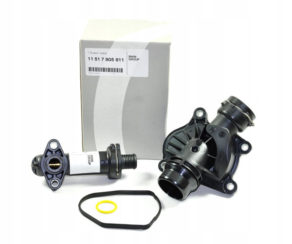 orginal термостат bmw 5 e60 e61 520d 525d 530d системы рециркуляции ог
