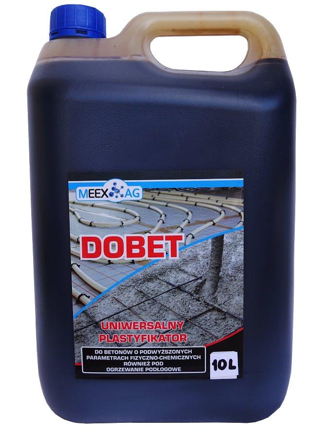 Plastifikátor pre betón -10l - podlahové zabitie