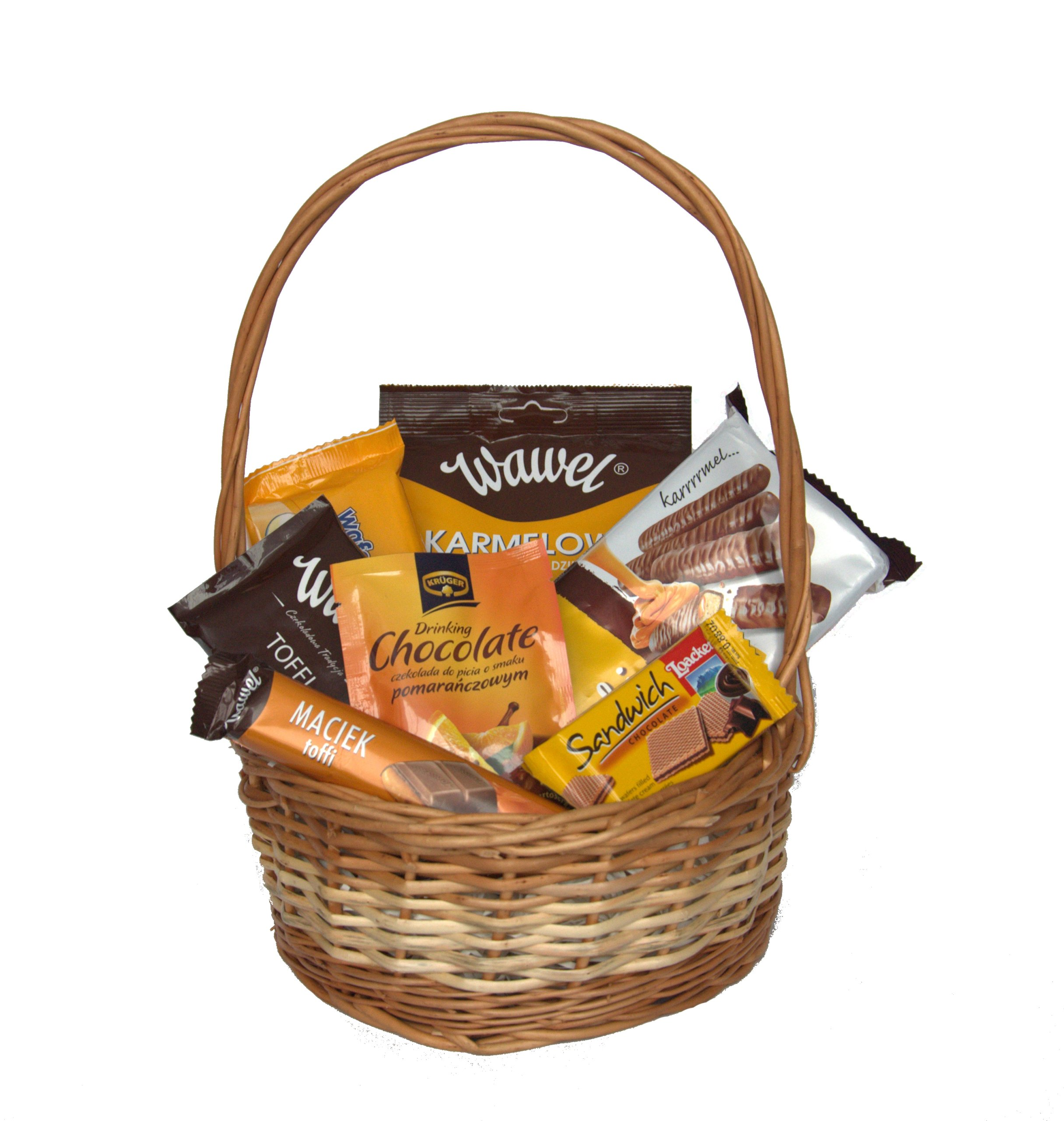 Ideálny darček, darčekové koše , kôš sladkostí