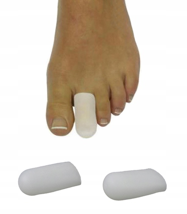 Finger Shield Pad Gel Socket prst
