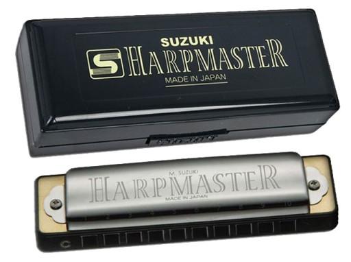 SUZUKI HARPMASTER MR-200 G Harmonický ústne