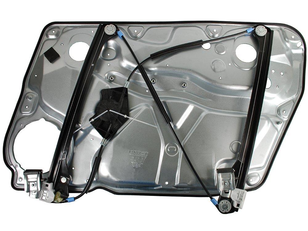 механизм подъема стекла вперед левый passat b5fl