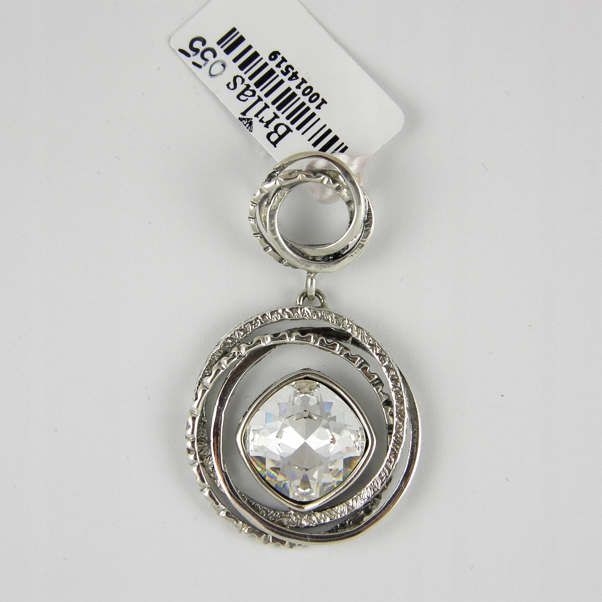 Strieborné šperky set ozdobené zirkón