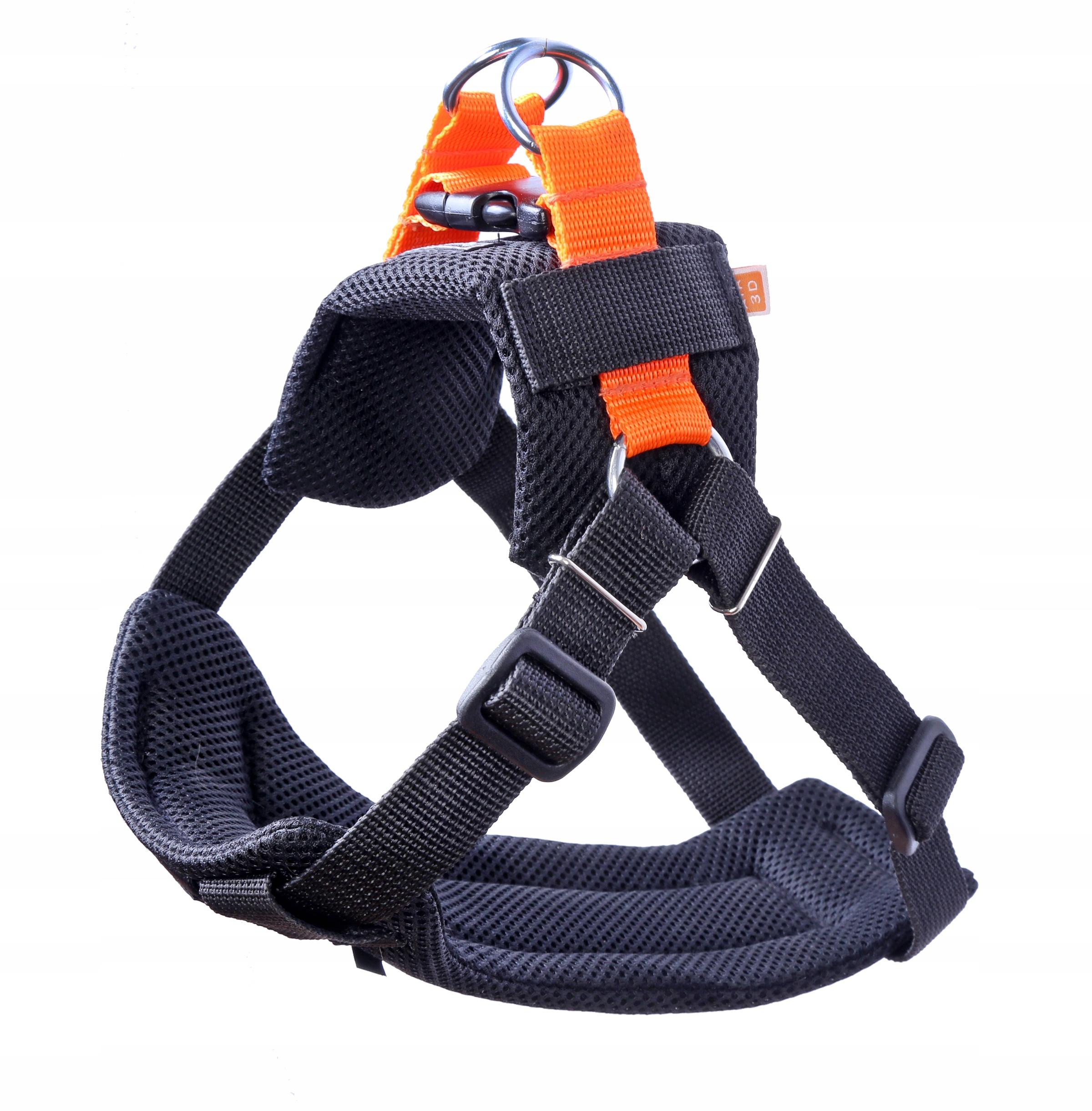 Bezpečnostné pásy, popruhy pre psov Kardiff veľkosť.XL