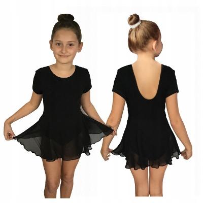 Telo baletné šaty balet, gymnastika 128
