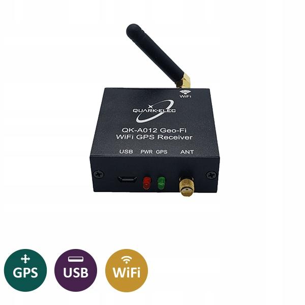 QK-A012-Námorných GPS prijímač  repeater