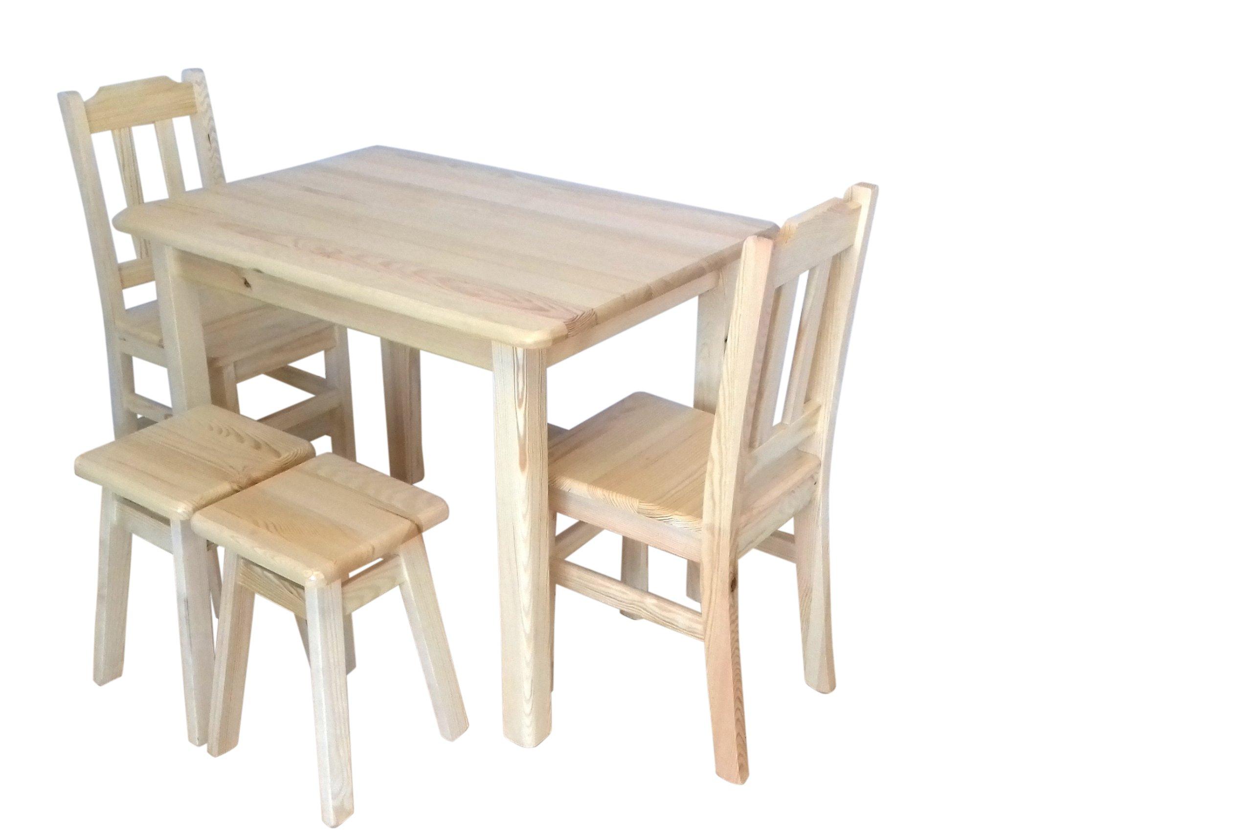 MASÍVNE kuchynský stôl 100x80 kuchyňa, jedáleň, bar