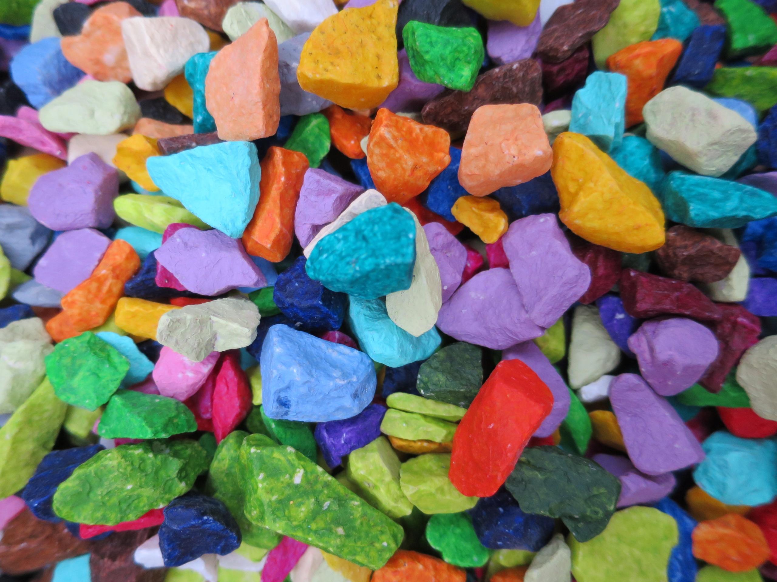 теплый картинки камушки разноцветные если