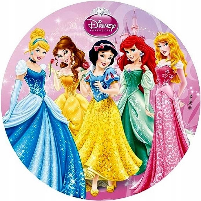 Картинка принцесса для торта