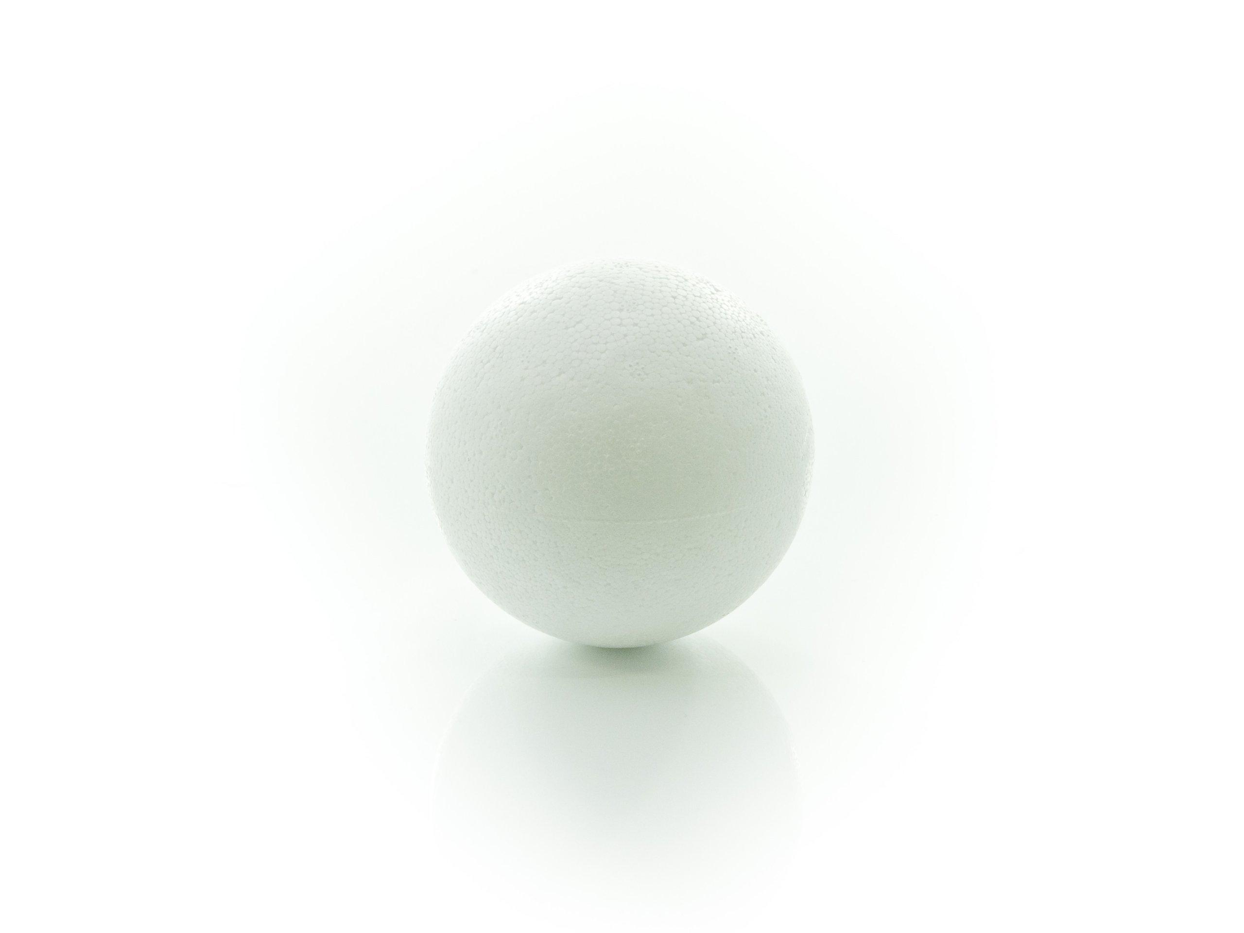 Купить Bauble шар пенопластовая 8cm ИМПОРТ 10шт комплект на Otpravka - цены и фото - доставка из Польши и стран Европы в Украину.