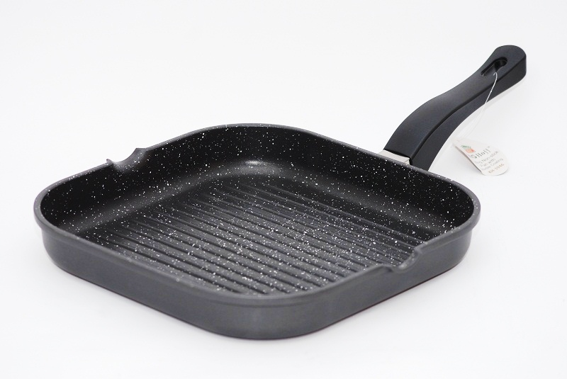 Barbecue FRYING PAN 24 cm Grill KH3945