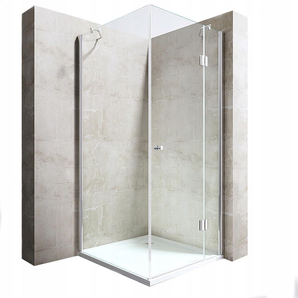 Sprcha skladacie Swiss VIP6 80x70 8mm