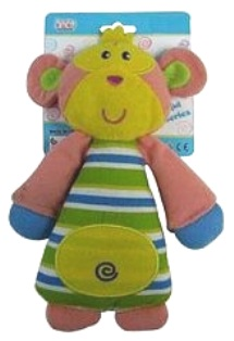Plushy hračky plyšové s stlačeným 20 cm