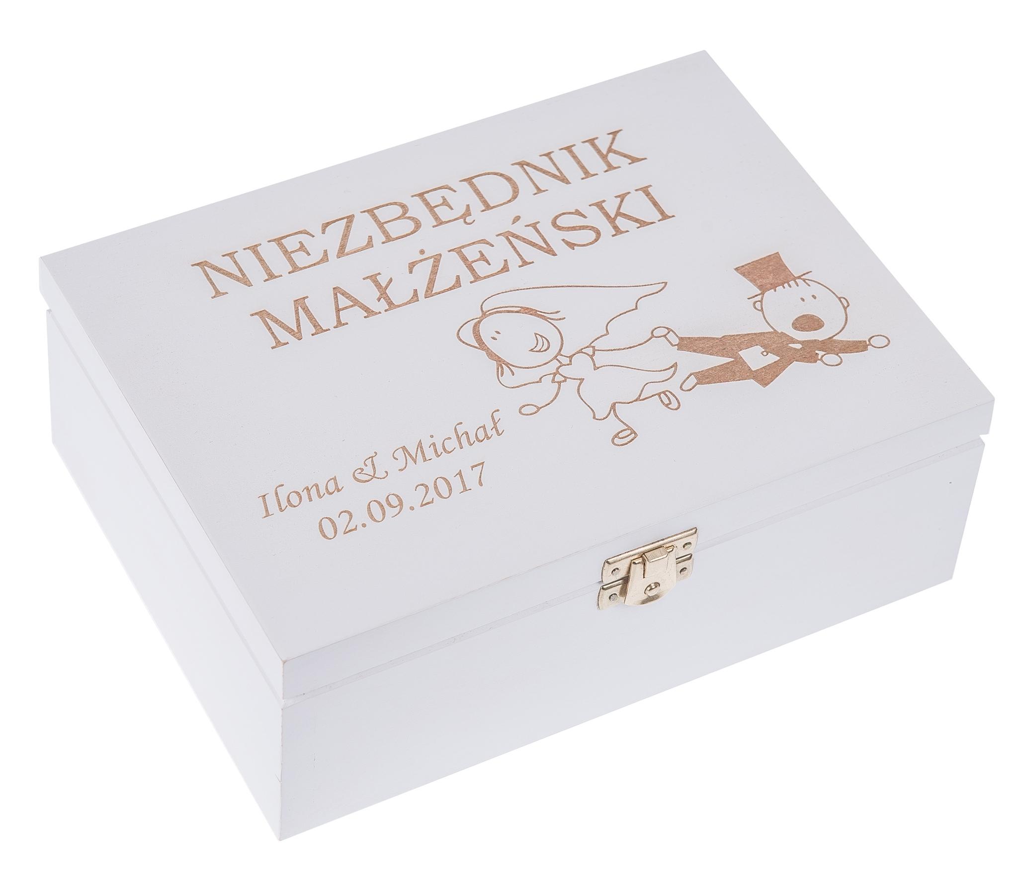 Купить ОСНОВЫ СУПРУЖЕСКОГО коробка свадебный ПОДАРОК СВАДЬБА на Otpravka - цены и фото - доставка из Польши и стран Европы в Украину.
